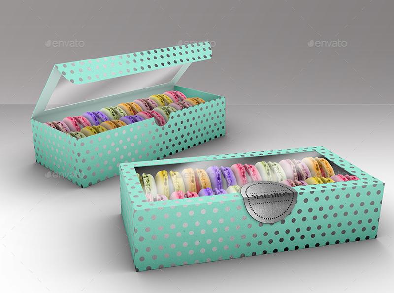 Cookies: Attractive Food Packaging Designs