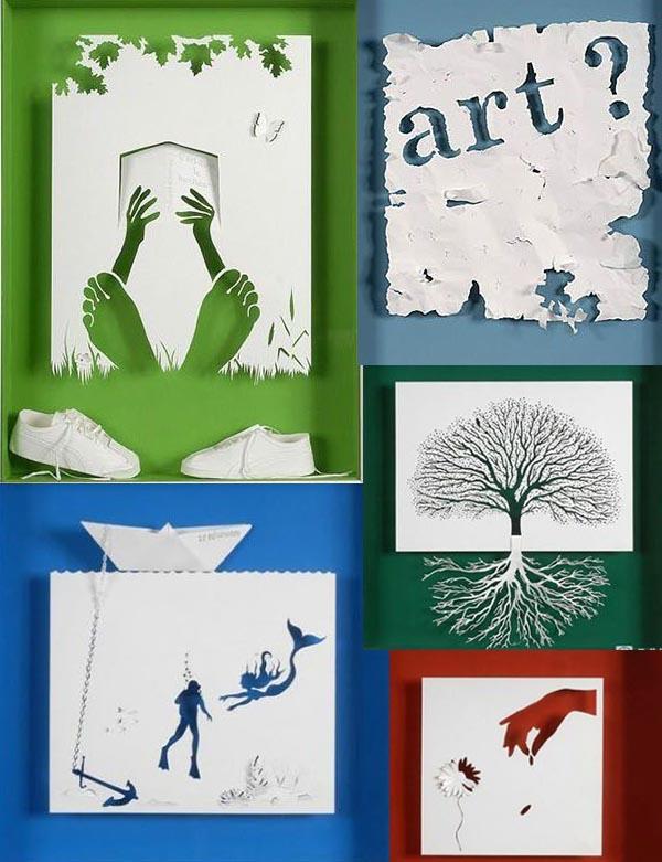 Cool-Paper-Art