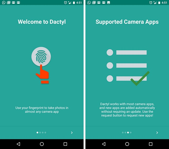 Dactyl-Fingerprint-Camera-App-Welcome