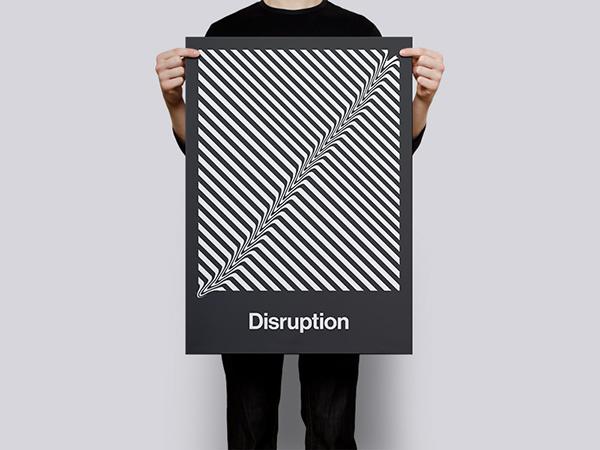 Disruption Poster