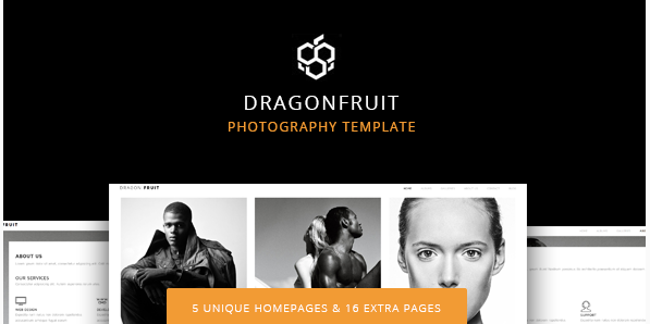 Dragon Fruit - Creative Photography Template