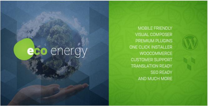 ECO Energy | Ecology & Alternative Energy Company