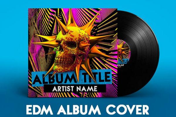Edm-Album-Cover