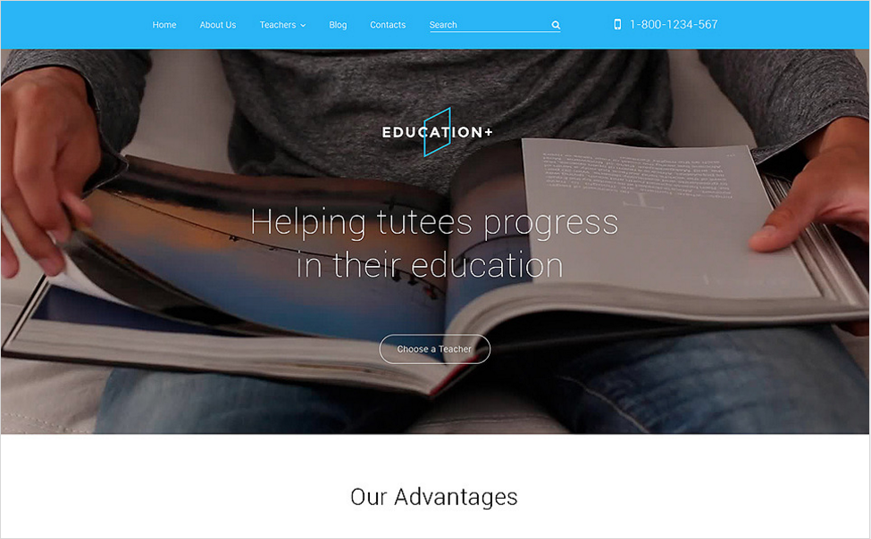 Best Education Drupal Themes