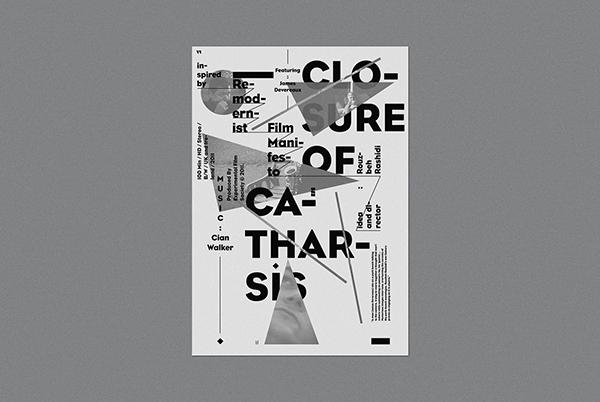 Experimental Film Society PostersDVD covers
