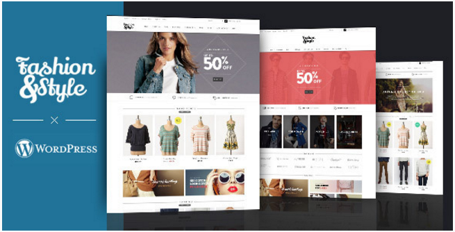 Fashion - WooCommerce Responsive