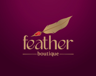 Feather Logo Concepts To Inspire You