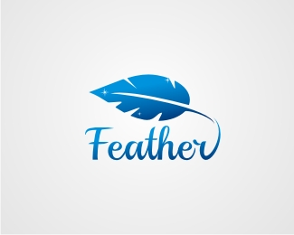 Feather-Logo
