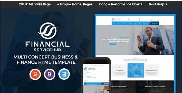 Best Business Html Templates