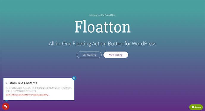 Floatton
