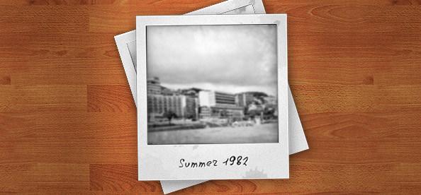 Frames Polaroid PSD Templates
