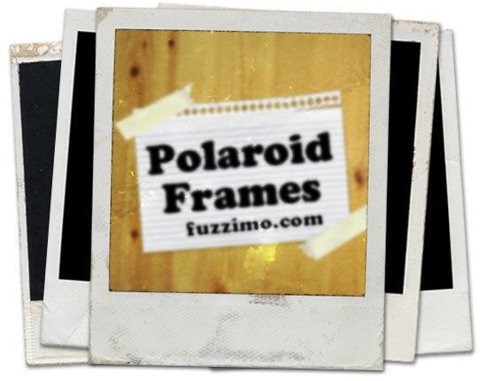 Free Hi Res Polaroid Frames