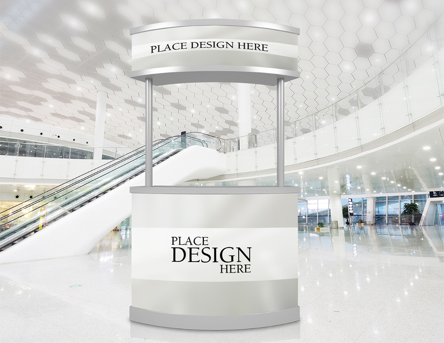Free-Promotion-Counter-Mockup