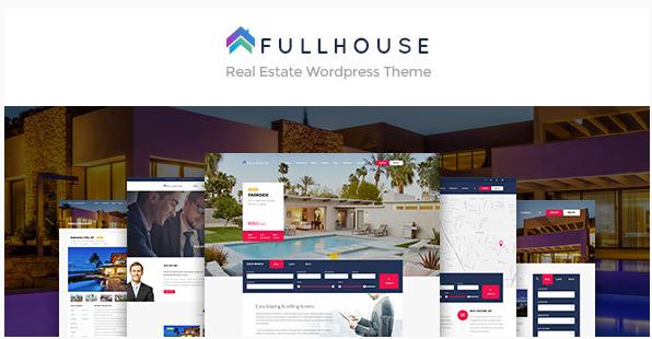 Best Wordpress Real Estate Themes