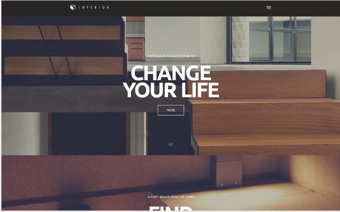 Furniture Responsive WordPress Theme