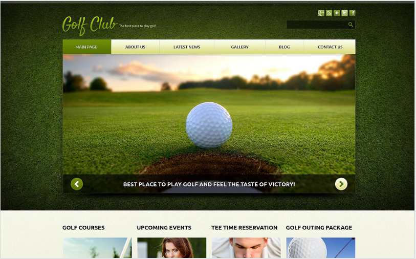 Best Sports Joomla Themes