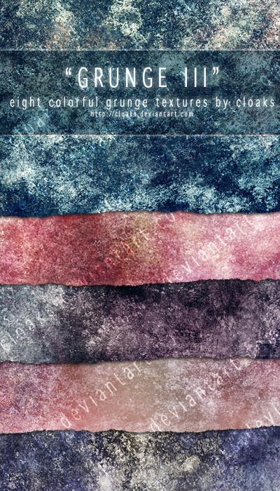 Grunge-III-Texture-Pack
