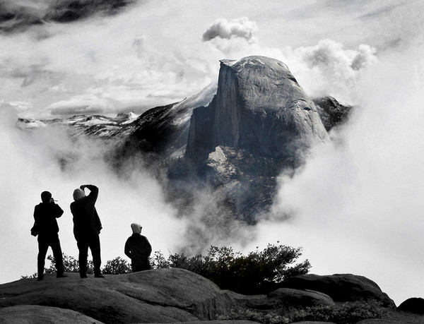 Half-Dome-Emerges