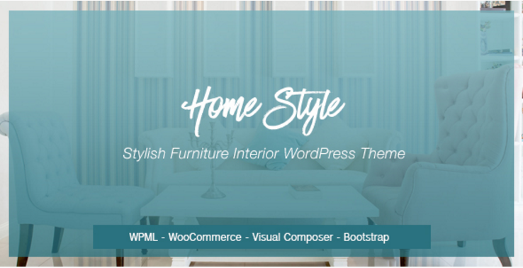 Furniture WordPress Themes