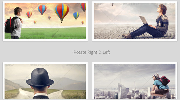 Image Hover with CSS3