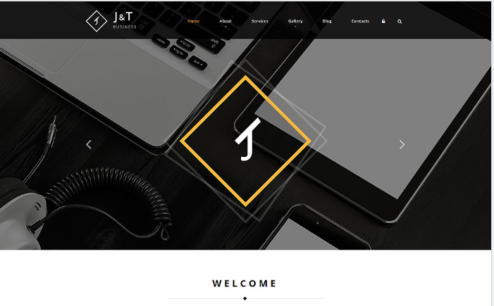 JT Business Drupal Template