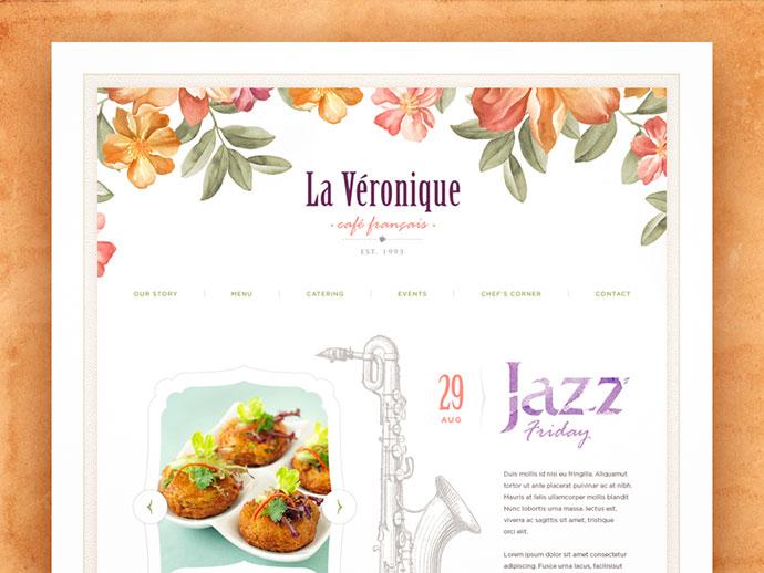 La Veronique by Mike