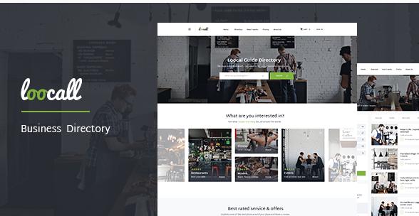 Loocall - Modern Business Directory