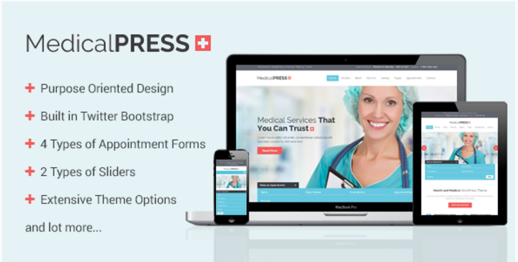 36 Best Health Medical Wordpress Themes 2020 Wpshopmart