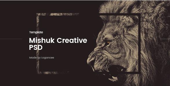 Best Creative PSD Templates