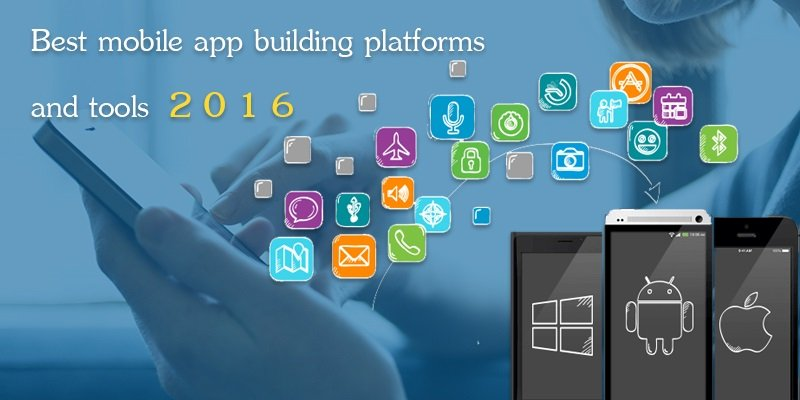 Best Mobile App Building Platforms