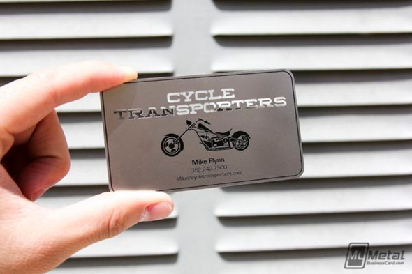 Motorcycle-Metal-Business-Card
