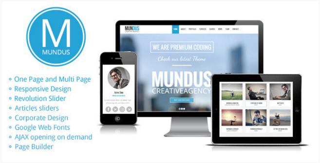 Mundus - A Business