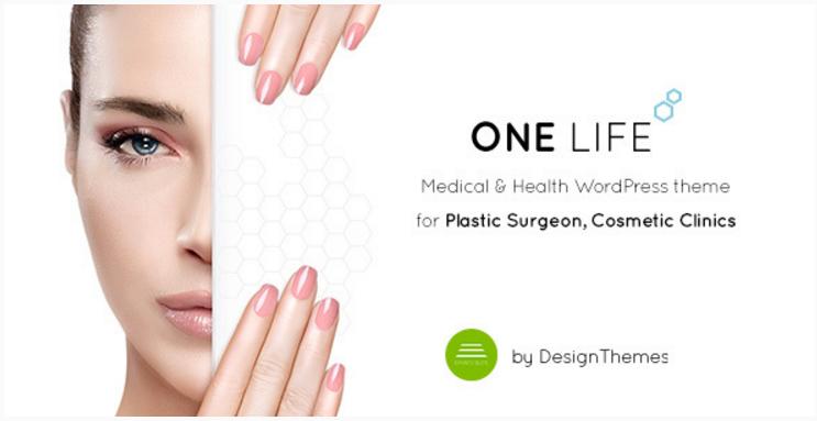 OneLife Medical | Medical, Health WordPressTheme