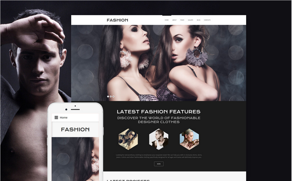 Best Fashion Joomla Themes