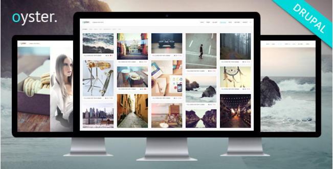 Best Drupal Creative Themes