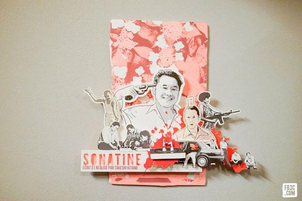 Paper-cut-Sonatine