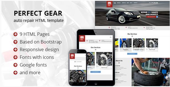 Perfect Gear 2 - Car Repair