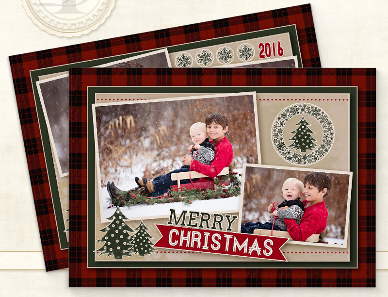 Personalized-Christmas-Card-Template