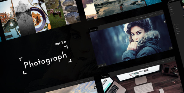 Photograph - Awesome Photography Portfolio Template