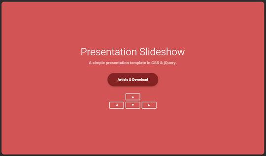 Presentation Slideshow