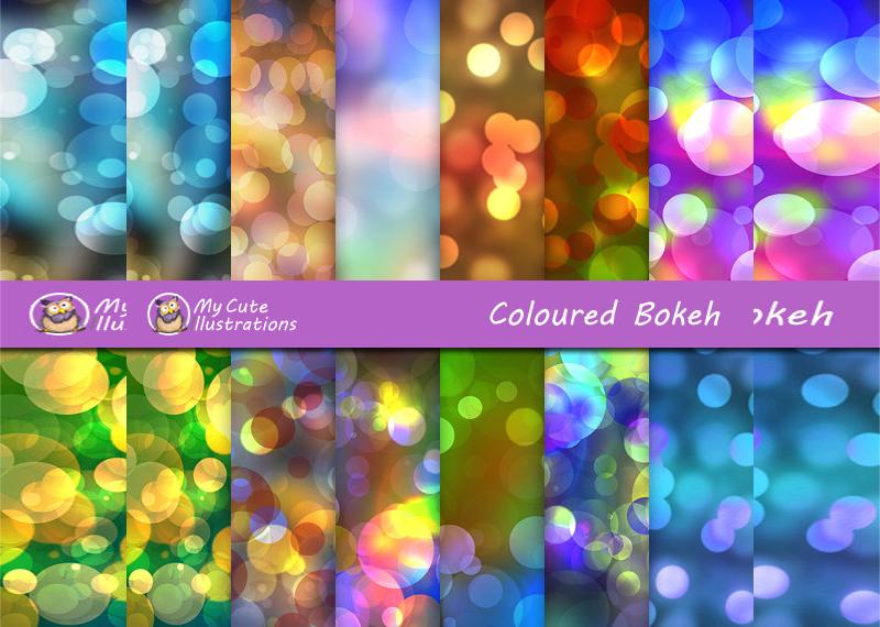 Rainbow-Bokeh-Digital-Texture