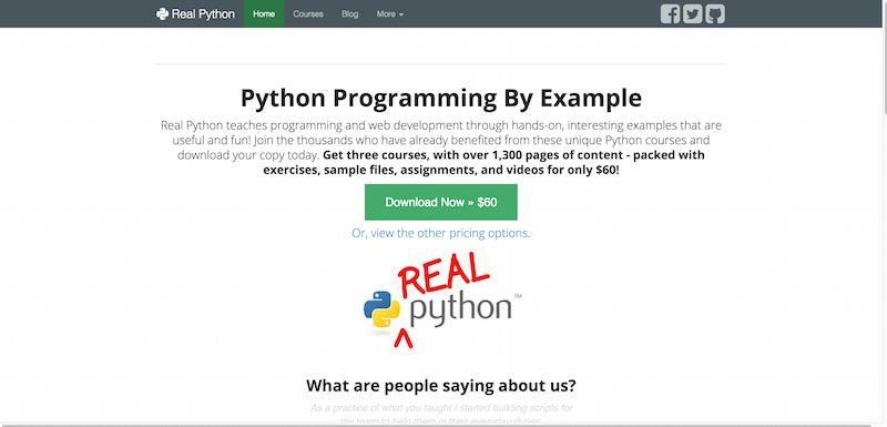 Real-Python-Real-Python