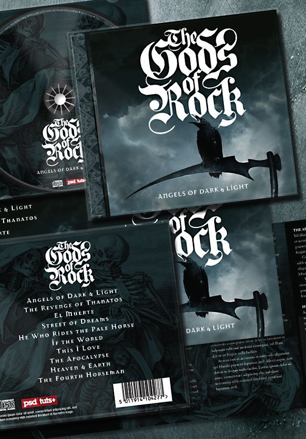 Rock-Band-Album-Cover