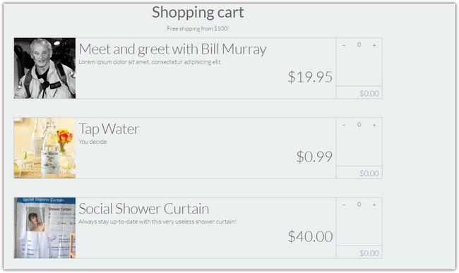 Shopping-Cart-Responsive