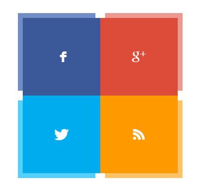 Social-Icon-Pane