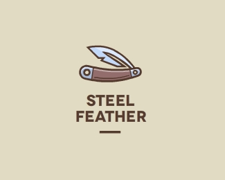 Steel-feather