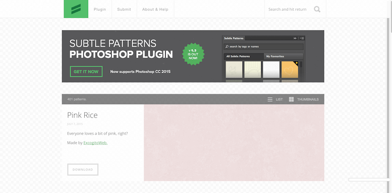 Subtle-Patterns-Free-textures-for-your-next-web-project.