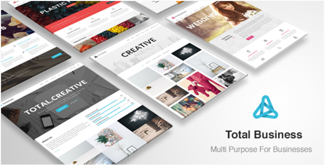 Total Business - Multi-Purpose Business WP Theme