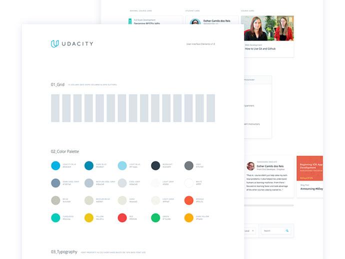 Udacity UI Kit