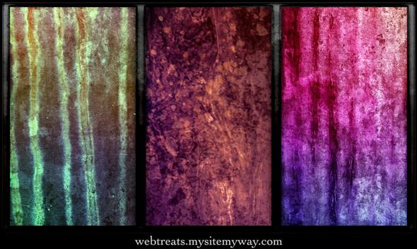 Vibrant-Grunge-Textures